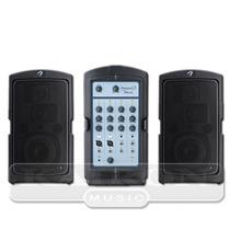 Sistema De Sonido Portatil Fender Passport 150 Pro 2x75 Watt