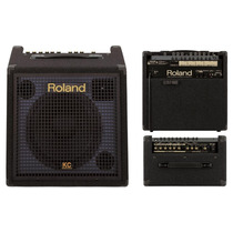 Roland Kc 550 Amplificador Microfono Piano Teclado Guitarra