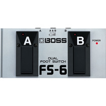 Pedal Roland Boss Footswitch Fs-6