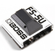 Pedal Roland Boss Footswitch Fs-5u