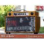 Amplificador Ss Pro Multifunción A Batería De Guitarra