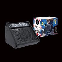 Amplificador Laney Ah-freestyle Para Acustica A Bateria