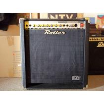 Amplificador Roller Rb80w Parlante De 15 Como Fender Laney