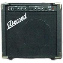Amplificador Multiple Decoud Mo40 P/ Voz Teclado Guitarra
