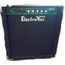 Basstech Bt-40 Ampli De Bajo Electrovox By Decoud 40 W.nuevo