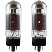 Jj Electronic 6l6 Gc Valvulas (par)