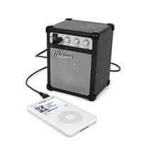 Mini Amplificador My Amp 5 W Para Pc, Cel, Ipod, Ipad