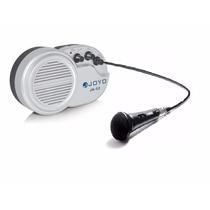 Combo Karaoke Microfono+ Amplificador+cable+envios