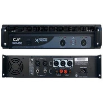 Amplificador Potencia Luxell Sound Xtreme 400 800w Uso Pro