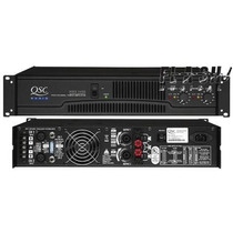 Amplificador De Potencia Qsc Rmx 850 430+430 Watts En 2 Ohms