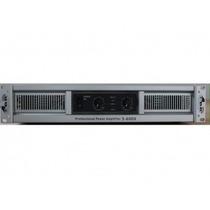 Gbr S-600x Potencia Amplificador 2000w Rms C/crossover !!