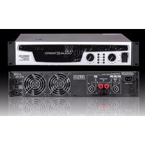 Potencia Crest Cc2800 Stereo 2800 Watts Speakon