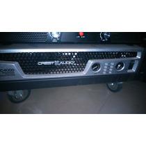 Amplificador Crest Cc4000 Envió Gratis