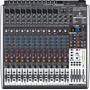 Consola Sonido 10 Canales Mono Behringer Xenyx X2442 Usb
