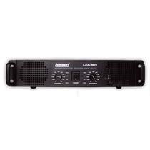Unidad De Potencia Amplificador Lexsen Lxa401 400w - La Roca