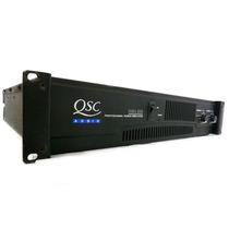 Potencia De 830 W Qsc Rmx 850 Trabaja En 8, 4 Y 2 Ohms