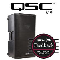 Qsc K10 - Bafle Activo Potenciado 1000 Watts