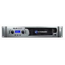 Crown Xls 1000 Amplificador 1100 Watt 4 Ohm En Bridged C/dsp