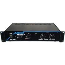 Amplificador 2400watts Altech Xp 6000t Con Gravesy Agudos .