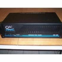 Potencia Amplificador Qsc Usa 850 No Consola Bafle Parlante