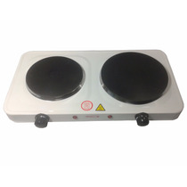 Anafe Electrico Doble 2 Hornallas 2500 Watts