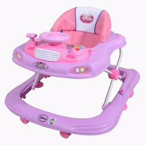 Andador Musical Princesas De Lujo Reforzado Disney Xg-6968