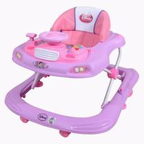 Andador Musical Cars De Lujo Reforzado Disney Xg-6968