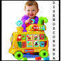 Tren Pata Pata Caminador Andador Para Bebe Y Niños Vtech