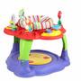 Centro De Actividades Jumper Bebesit+ Luz + Música Gira 360