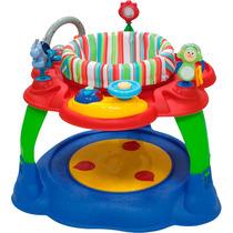 Centro De Juegos Bebesit Rebotador 360° Triple Fun!