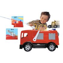 Super Camion Bomberos Lanza Agua Brutus Antex Tv Dia Niño
