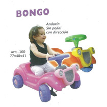 Auto Caminador Bongo Vegui