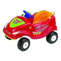 Auto De Juguete Rondi Con Barral Pata Pata Caminador Andador
