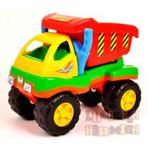 Camion Grosso Volcador Andarin 2 En 1 Luni Pata Pata-envio