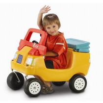 Auto Buggy Con Baul Rotoys Nuevo