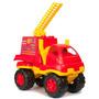 Grosso Bombero Camion Andarin 2 En 1, Luni El Original Tv