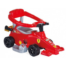 Andador Ferrari Pata Pata Con Barral - Andarin Juguete Bebe
