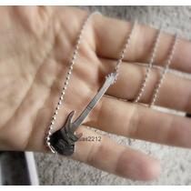 Cadena Bajo De Plata 925 Con Cadena De Bolitas De Plata 2mm