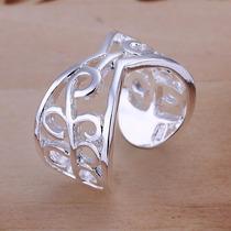 Anillo Corona Reina.plata 925 Disenador. Tiffany & Co.
