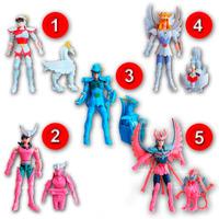Muñecos Caballeros Del Zodiaco 15cm - 5 Modelos