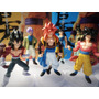 Dragon Ball Gt - Set De 6 Figuras -14 Cm. Goku Gogeta Trunks