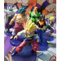 Dragon Ball Z - Set De 6 Figuras - Goku Broly Trunks A16