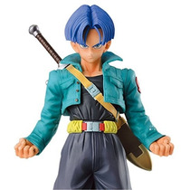 Doragon Ball Z:master Stars Piece Trunks 25 Cm.