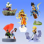Dragon Ball Z Dbz Imagination 2 Gashapon Set Bandai Japon