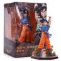 Dragon Ball Z Son Goku Genkidama Figura Zero Bandai