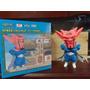 Majin Rey Dabura 17cm Dragon Ball Z Kai Banpresto Toei Plata