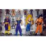Set De 4 Muñecos Dragon Ball Z Vegeta Yamcha Kaio !!!!