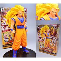 Goku Y Vegeta Ssj3 Pack X 2 Dragon Ball Z