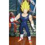 Muñeco Irwin Jakks Pacific Bandai Dragon Ball Z Gt Vegeta Ss