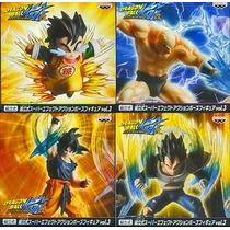 Dragon Ball Z Super Effect Volumen 3 Original Japones Set